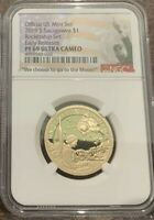 2019 S Proof Sacagawea Dollar $1 NGC PF 69 From Rocketship Set  Early Release