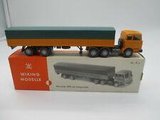 1//87 Wiking MB 2223 SHELL réservoir-Semi-remorque 802 5 a