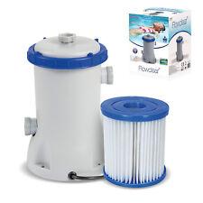 Bestway Poolpumpe Filterpumpe Filter 60w