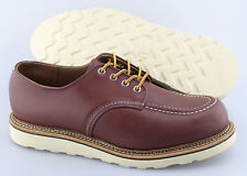 Men's RED WING 'Heritage 8099' Brown Leather Boots Size US 11.5 - D