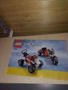 Instructions Lego Creator 5763 Instructions