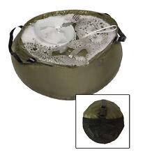 Waschbehälter R/S faltbar 10l oliv, Outdoor, Camping, Army     -NEU-