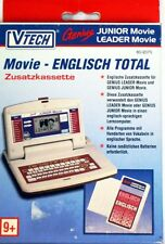 VTech 80-2070: Englisch Total, Zusatzkassette für Genius Leader & Junior Movie
