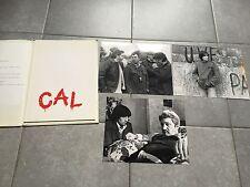 CAL Pat O'Connor HELEN MIRREN John Lynch 3 Photos + Dossier de presse *