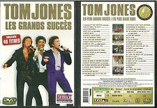 DVD - TOM JONES : Le meilleur de TOM JONES / BEST OF - VIDEO HITS