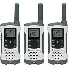 Motorola T260Tp Walkie Talkies Up To 25 Mile Range