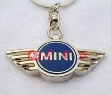 Porte clé Métal Chromé- neuf - Mini Cooper
