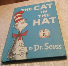 """THE CAT IN THE HAT"" BY DR. SEUSS 1957 BOOK CLUB"