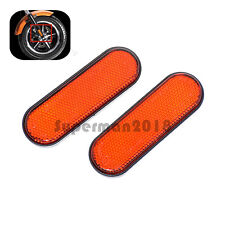 Front Fork Leg Reflector Cover Fit For Victory Judge Hammer-S Vision-Tour