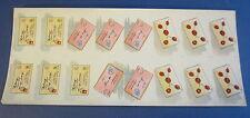 Old c.1900 Antique - French Game PRINT - Je de la Poste - Letters / Postcards