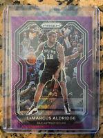 Panini Prizm 2020-21 Purple wave Prizm San Antonio Spurs LaMarcus Aldridge 📈📈