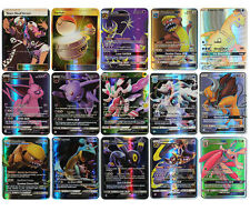 Pokemon 60 Card Holo Flash 25 GX CARDS SM Sun Moon Solgaleo+35 EX Mega Charizard
