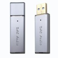 USB HiFi Sound Card OTG DAC Decoder Amplifier SA9023A ES9018K2M Fever  JD