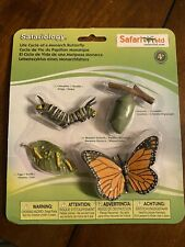 Life Cycle of a Monarch Butterfly, Safariology by  Safari LTD