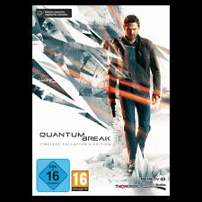 Quantum break-timeless Collectors PC NUEVO + emb.orig