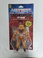 Masters Of The Universe He-Man Figure Moc Classics Retro Motu 2020
