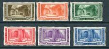 VATICAN 1938 CONGRESS MNH Set 6 Stamps + CERTIFICATE cat EURO 225