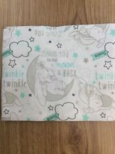 Disney Fat quarter Cotton Fabric: Baby Dumbo quilting and crafts