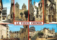 BR52408 Chinon le carrefour du Grand Carri      France