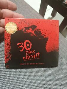 30 Days Of Night Original Motion Picture Soundtrack