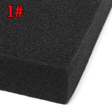 50x50cm Foam Pad Fish Tank Filter Sponge Aquarium Biochemical Black 2/4/5cm