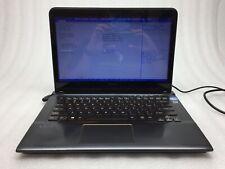 Sony Vaio SVE14A27CXH Laptop Parts/Repair BOOT Intel Core i7-3632QM 4GB RAM NOHD