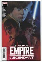 Star Wars Empire Ascendant #1 2019 Unread Federici Main Cover Marvel Comics