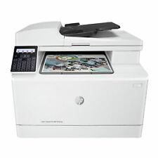 HP Laserjet M181fw Pro Weiß 4-In-1 Multifunktionsdrucker USB WLAN Farblaser