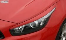 KIA Ceed & Pro Ceed Typ JD Eye Brows Headlight Covers