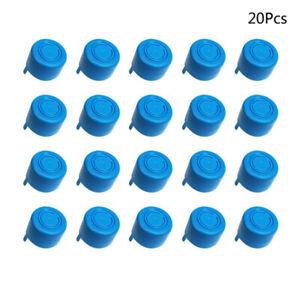 20pcs Reusable Non Spill Cap Anti Splash Bottle Caps Water Jug Sealing Caps