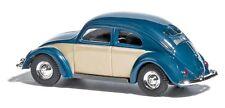 Busch 42780 VW COCCINELLE/fenêtre de Bretzel bicolore, bleu, H0 modèle 1:87