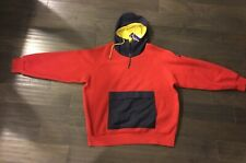 Polo Ralph Lauren Hi Tech Sweatshirt Fleece Hoodie New Men's XL Red