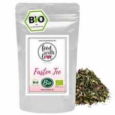 BIO-Fasten Tee Sencha Kräutertee als Ergänzung für eine Fasten Tee Kur 250g