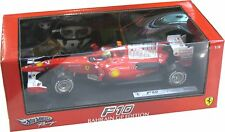 Ferrari F10 F1 2010 F. Massa scale 1:18 Hotwheels NEW in box !!