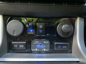 RG Holden Colorado Center Switch Panel