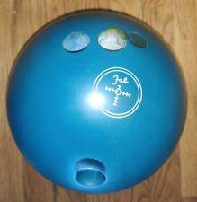 Faball Blue Hammer Urethane Bowling Ball, 16lbs