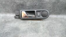 2000 VW PASSAT SALOON REAR LHS INTERIOR DOOR HANDLE + WINDOW SWITCH + TWEETER