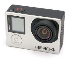 GoPro Hero 4 Negro Edición 4k Acción Videocámara 3.97mm (22mm) F/2.8 ndvi