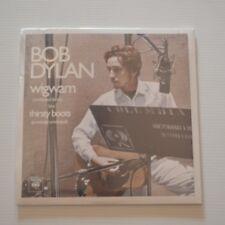 "BOB DYLAN - WIGWAM - 2013RSD UK 7"" SINGLE NEW & SEALED"