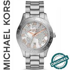 Damenuhr Michael Kors Layton MK5958 Silber