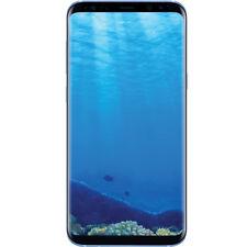 Samsung Galaxy S8+ 4G 64 Go (SM-G955U) Débloqué d'usine Android Smartphone Bleu