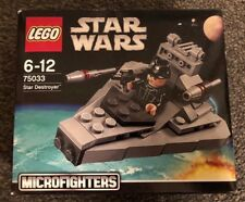 LEGO 75033 STAR DESTROYER Series 1 Star Wars Microfighter Set with Minifigure