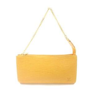 Louis Vuitton LV Accessories Pouch Bag Pochette Accessoir M52949 Epi 1415009