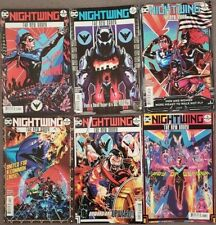 NIGHTWING The New Order #1 2 3 4 5 6 1-6 Set 2017