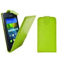 Custodie portafoglio verde per Huawei Ascend