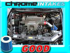 RED BLUE 1997 1998 1999 2000 2001-2004 BUICK REGAL 3.8L V6 AIR INTAKE KIT
