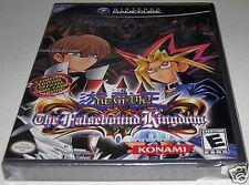 Yu-Gi-Oh! The Falsebound Kingdom ( Nintendo, Game Cube ) Sealed!! ...y-folds!!