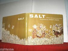 Harve & Margot Zemach SALT 1965 HCDJ Alexei Afanasev A TRADITIONAL FOLK TALE