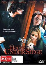 House Under Siege (DVD, 2011)