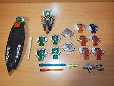 Transformers Cybertron Cyber Planet Keys G1 Weapons Missiles LOT Optimus Primal